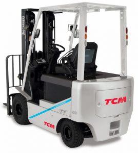 Xe nâng điện TCM