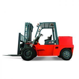 Xe nâng hàng chạy điện HELI 6-7 tấn